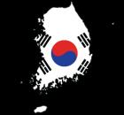 southkoreamap