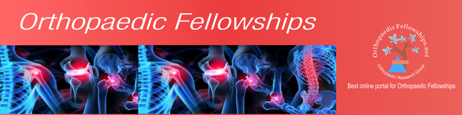 Orthopaedic Fellowships